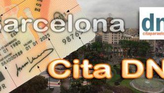 Lista de Oficinas para DNI y Pasaporte de Barcelona y la Provincia