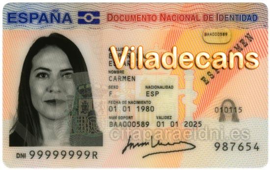Cita previa DNI Viladecans – Oficina DNI y Pasaporte - Para obtener por primera vez o renovar el DNI y el pasaporte
