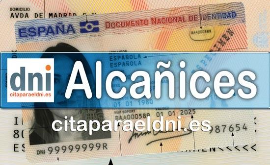 Cita previa DNI Alcañices – Oficina DNI y Pasaporte - Para obtener por primera vez o renovar el DNI y el pasaporte