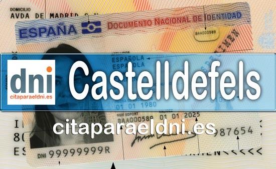 Cita previa DNI Castelldefels – Oficina DNI y Pasaporte - Para obtener por primera vez o renovar el DNI y el pasaporte