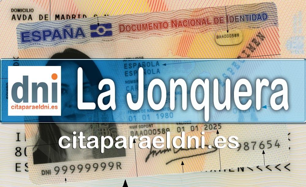Cita previa DNI La Jonquera – Oficina DNI y Pasaporte - Para obtener por primera vez o renovar el DNI y el pasaporte