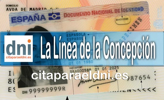 Cita previa DNI La Línea de la Concepción – Oficina DNI y Pasaporte - Para obtener por primera vez o renovar el DNI y el pasaporte