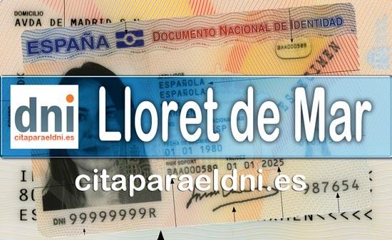 Cita previa DNI Lloret de Mar – Oficina DNI y Pasaporte - Para obtener por primera vez o renovar el DNI y el pasaporte