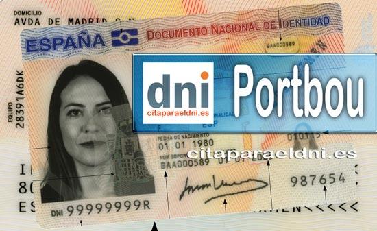 Cita previa DNI Portbou – Oficina DNI y Pasaporte - Para obtener por primera vez o renovar el DNI y el pasaporte
