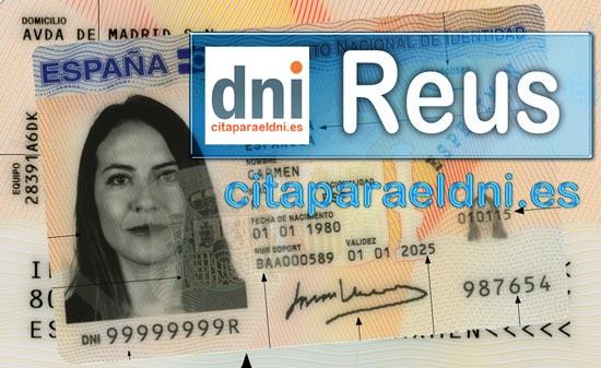 Cita previa DNI Reus – Oficina DNI y Pasaporte - Para obtener por primera vez o renovar el DNI y el pasaporte