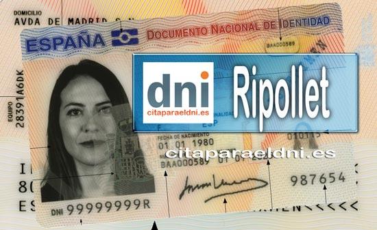 Cita previa DNI Ripollet – Oficina DNI y Pasaporte - Para obtener por primera vez o renovar el DNI y el pasaporte