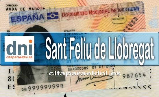 Cita previa DNI Sant Feliu de Llobregat – Oficina DNI y Pasaporte - Para obtener por primera vez o renovar el DNI y el pasaporte