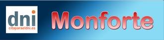 Renovar DNI y Pasaporte en Monforte de Lemos. También puedes solicitarlo por primera vez