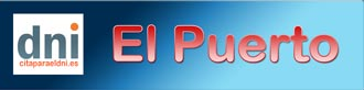 Renovar DNI y Pasaporte en El Puerto de Santa María. También puedes solicitarlo por primera vez