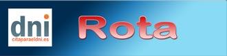 Renovar DNI y Pasaporte en Rota. También puedes solicitarlo por primera vez