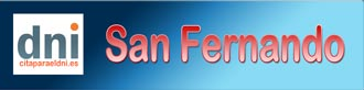 Renovar DNI y Pasaporte en San Fernando. También puedes solicitarlo por primera vez