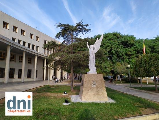 Oficina DNI Málaga - Comisaría de Policía de Plaza Manuel Azaña en Málaga