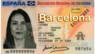 Cita previa DNI Barcelona – Oficina DNI y Pasaporte - Para obtener por primera vez o renovar el DNI y el pasaporte
