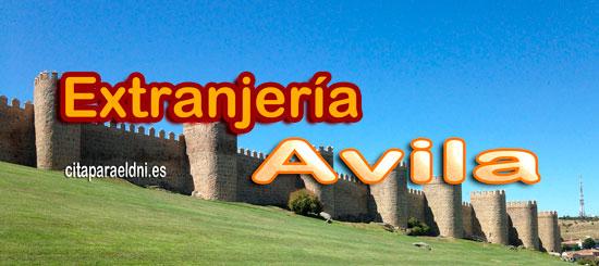 Oficina de Extranjería y Brigada Provincial de Extranjería y Fronteras en Ávila Te informamos de los tramites que puedes realizar y la dirección, teléfono y cita previa
