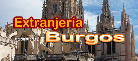 Oficina de Extranjería en Burgos Te informamos de los tramites que puedes realizar y la dirección, teléfono y cita previa extranjeria Burgos si es necesaria