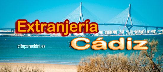 Oficina de Extranjería en Cádiz Te decimos los tramites que puedes realizar y la dirección, teléfono y cita previa extranjeria Cádiz si es necesaria