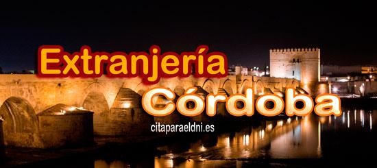 Oficina de Extranjería en Córdoba Te decimos los tramites que puedes realizar y la dirección, teléfono y cita previa extranjeria Córdoba si es necesaria