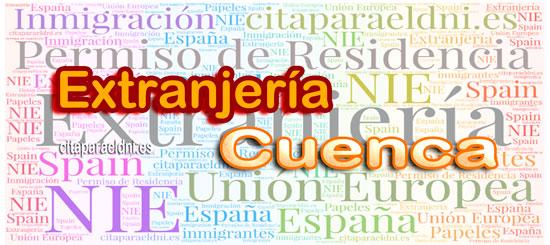 Oficina de Extranjería en Cuenca Te informamos de los tramites que puedes realizar y la dirección, teléfono y cita previa extranjeria Cuenca si es necesaria