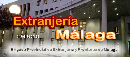 Brigada Provincial de Extranjería y Fronteras de Málaga Te decimos los tramites que puedes realizar y la dirección, teléfono y cita previa extranjeria Málaga si es necesaria