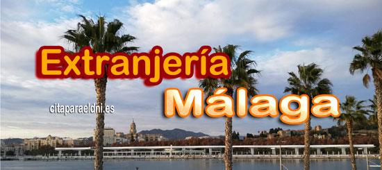Oficina de Extranjería de Málaga. Te informamos de los tramites que puedes realizar y la dirección, teléfono y cita previa. Tienes también una lista de tramites para inmigrantes y extranjeros en cada oficina.