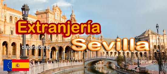 Extranjería en Sevilla Te informamos de los tramites que puedes realizar y la dirección, teléfono y cita previa extranjeria Sevilla si es necesaria