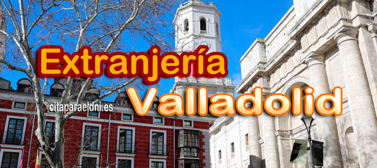 Oficina de Extranjería de Valladolid (Foreign Office Valladolid). Te informamos de los tramites que puedes realizar y la dirección, teléfono y cita previa. Tienes también una lista de tramitespara inmigrantes y extranjeros en cada oficina.