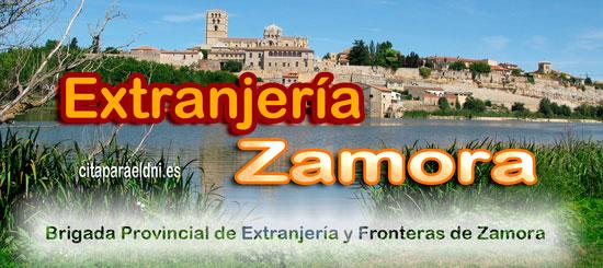 Oficina de Extranjería de la Brigada Provincial de Zamora (Foreign Office Zamora). Te informamos de los tramites que puedes realizar y la dirección, teléfono y cita previa. Tienes también una lista de tramitespara inmigrantes y extranjeros en la oficina.
