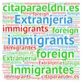 oficinas de extranjeria - Immigration offices