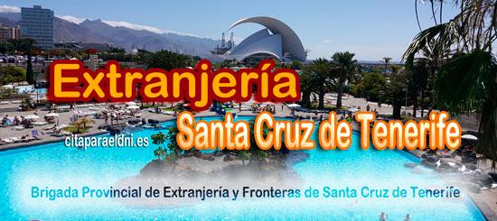 Oficina de la Brigada Provincial de Extranjería y Fronteras de Santa Cruz de Tenerife. Te informamos de los tramites que puedes realizar y la dirección, teléfono y cita previa. Tienes también una lista de tramitespara inmigrantes y extranjeros en la oficina.