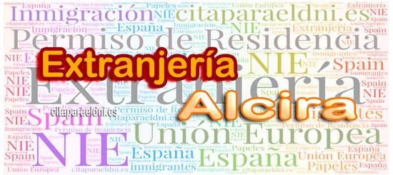 Oficina de Extranjería en la Comisaría Local de Alcira-Algemesi Te informamos de los tramites que puedes realizar y la dirección, teléfono y cita previa extranjeria si es necesaria