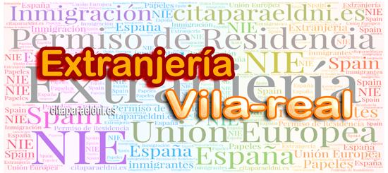 Oficina de Extranjería de Vila-real (Foreign Office Vila-real). Te informamos de los tramites que puedes realizar y la dirección, teléfono y cita previa. Tienes también una lista de tramitespara inmigrantes y extranjeros en la oficina.