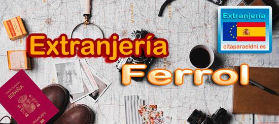 Extranjería en ferrol Te informamos de los tramites que puedes realizar y la dirección, teléfono y cita previa extranjeria si es necesaria