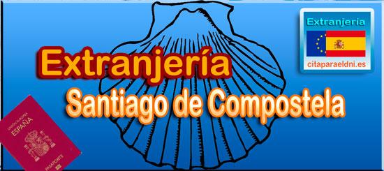 Extranjería en Santiago de Compostela, Te informamos de los tramites que puedes realizar y la dirección, teléfono y cita previa extranjeria si es necesaria
