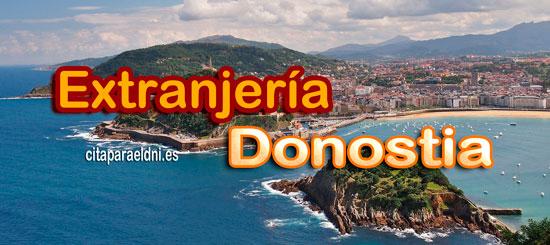 Extranjería en Donostia - San Sebastián Te informamos de los tramites que puedes realizar y la dirección, teléfono y cita previa extranjeria Donostia/San Sebastián si es necesaria