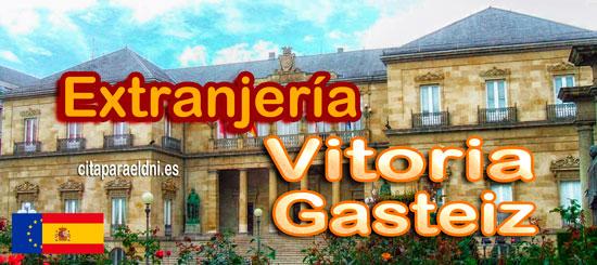 Extranjería en Vitoria-Gasteiz Te informamos de los tramites que puedes realizar y la dirección, teléfono y cita previa extranjeria si es necesaria
