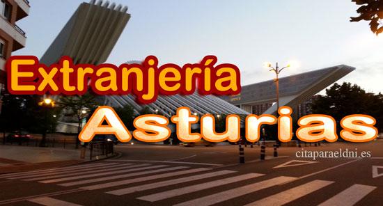 Oficinas de Extranjería de asturias - Te informamos de los tramites que puedes realizar y la dirección, teléfono y cita previa