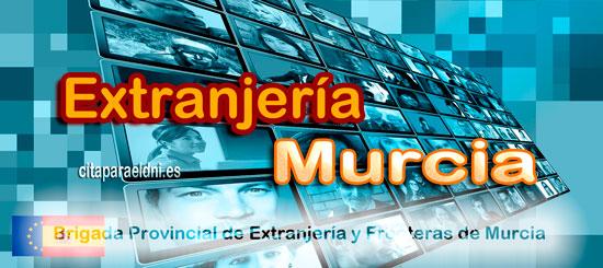 Brigada Provincial de Extranjería y Fronteras de Murcia Te decimos los tramites que puedes realizar y la dirección, teléfono y cita previa extranjeria Murcia si es necesaria