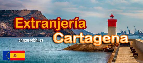 Extranjería en Cartagena Te informamos de los tramites que puedes realizar y la dirección, teléfono y cita previa extranjeria Cartagena si es necesaria