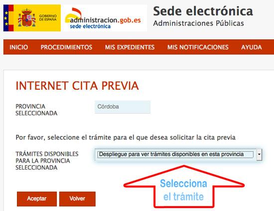 Cita Previa Extranjería para tramites y expedientes de extranjeros en España