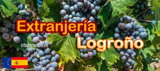 Extranjería en Logroño Te informamos de los tramites que puedes realizar y la dirección, teléfono y cita previa extranjeria Logroño si es necesaria
