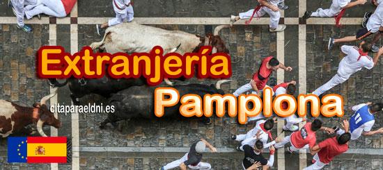 Extranjería en Pamplona Te informamos de los tramites que puedes realizar y la dirección, teléfono y cita previa extranjeria Pamplona si es necesaria