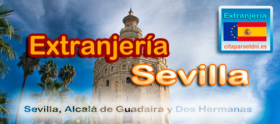 Oficinas de Extranjería de Sevilla, Alcalá de GuadairayDos Hermanas. Te informamos de los tramites que puedes realizar y la dirección, teléfono y cita previa. Tienes también una lista de tramitespara inmigrantes y extranjeros en cada oficina.