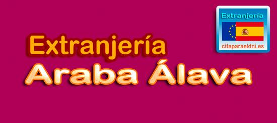 Oficinas de Extranjería de Araba - Álava. Te informamos de los tramites que puedes realizar y la dirección, teléfono y cita previa. Tienes también una lista de tramitespara inmigrantes y extranjeros en cada oficina.