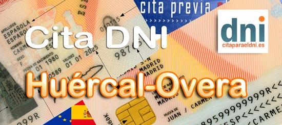Cita previa DNI Huércal-Overa – Oficina de Huércal-Overa donde puedes solicitar y renovar el DNI y Pasaporte
