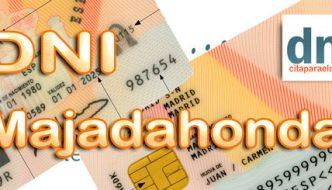 Cita previa DNI Majadahonda – Oficina de Majadahonda donde puedes solicitar y renovar el DNI y Pasaporte