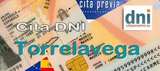 Cita previa para el DNI en Torrelavega – Oficina del DNI y Pasaporte - Para sacar por primera vez o renovar el DNI electronico, antiguo Carnet de Identidad, y el pasaporte