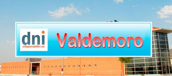 Cita previa DNI Valdemoro – Oficina de Valdemoro donde puedes solicitar y renovar el DNI y Pasaporte