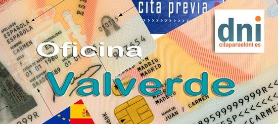 Cita previa para el DNI en Valverde de El Hierro – Oficina del DNI y Pasaporte - Para sacar por primera vez o renovar el DNI electronico, antiguo Carnet de Identidad, y el pasaporte
