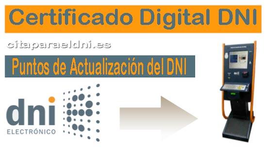 Certificado Digital DNI